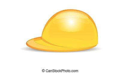 Hard Hat - Worker Cap