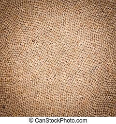 Hardboard texture - Close up brown color vignette style...