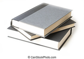 hardcover, boekjes , stapel