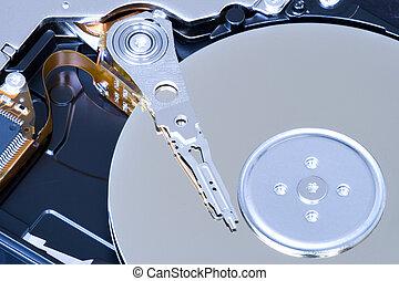 harddisk, componente