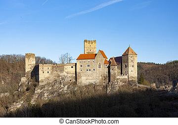 Hardegg castle in Northern Austria