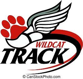 hardloop wedstrijd, wildcat