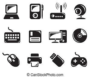 hardware, iconen