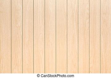Hardwood floor - An artificial hardwood floor.