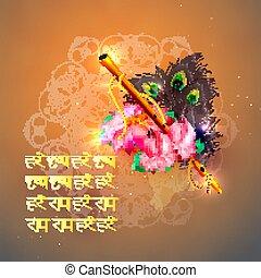hare krishna mantra - Keep calm and Hare Krishna. Hare...