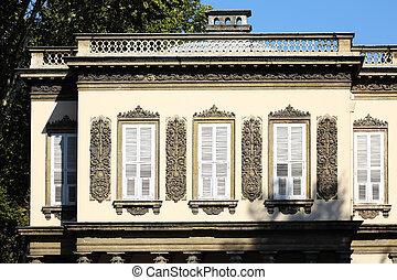 Harem Dolmabahce Palace Istanbul