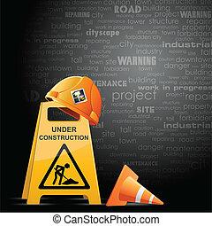 harhat, construction, planche, sous