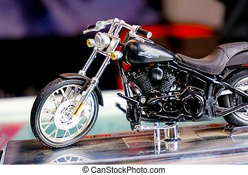 Harley davidson model - Delhi, India - 6th oct '13 : Harley ...