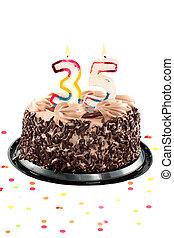 harminc, 5 születésnap, vagy, évforduló