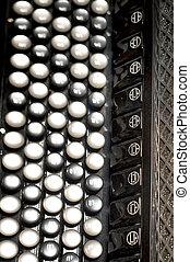 Harmonica Close Up