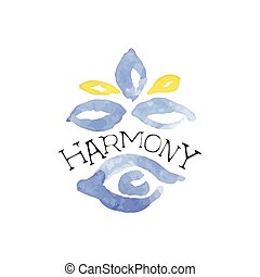 Harmony Zen Beauty Promo Sign