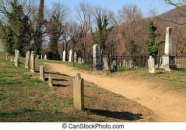 Harpers Ferry Cemetery