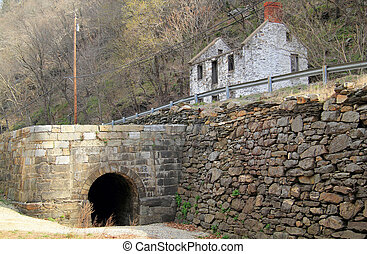 Harpers Ferry, C&O Lock