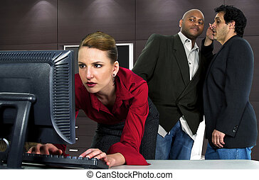 harrassment, σεξουαλικός , γραφείο
