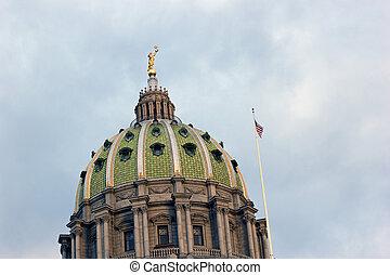 Harrisburg - State Capitol Building