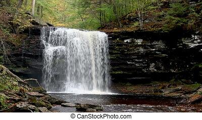 Harrison Wright Loop - Ricketts Glen Pennsylvania - Seamless...