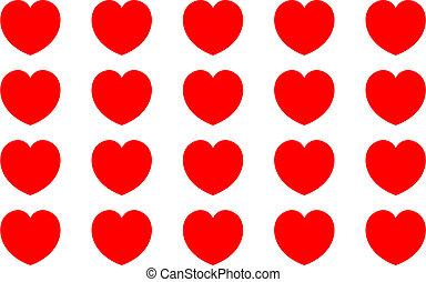 hart, achtergrond