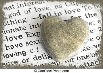 hart, en, tekst