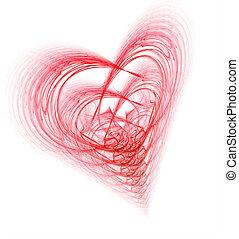 hart, gecompliceerd