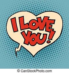 hart, komisch, liefde, u, bel