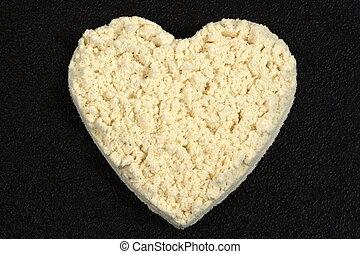 hart, proteïne, poeder, macht