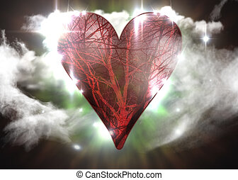 hart, symbool, het bloedvatenstelsel