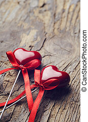 hartjes, valentijn