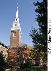 Harvard in the Fall