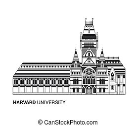 Harvard University Icon.