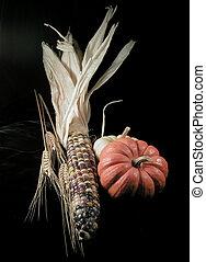 Harvest on Black