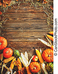Harvest or Thanksgiving background