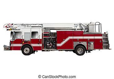 hasicí vůz