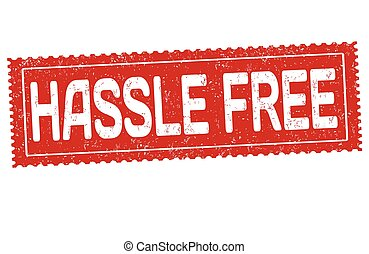 hassle free clip art vector and illustration 98 hassle free clipart rh canstockphoto com Hassle-Free Payday Loans Online Hassle-Free Logo
