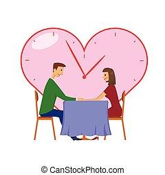 Valentins dag hastighed dating
