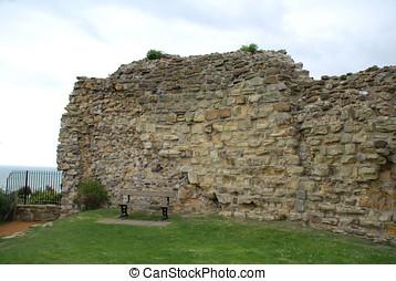 Hastings Castle, England