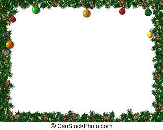 határ, karácsony