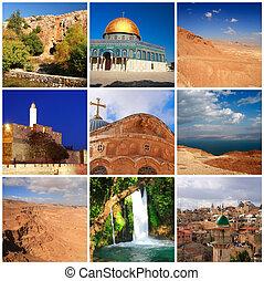 hatás, közül, izrael