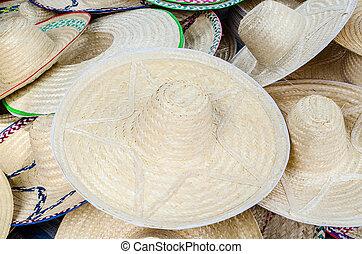 hat basketwork