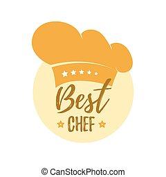 Hat best chef