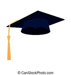 hat graduation achievement