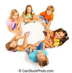 hat, gyermekek hatalom kezezés