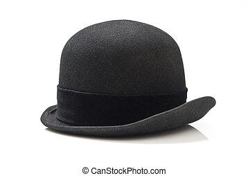 Hat isolated on white background