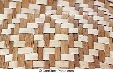 Hat Pattern wood.