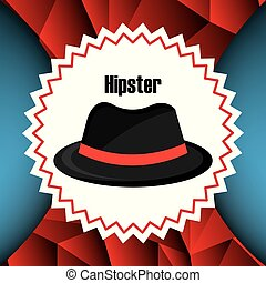 hat style hipster accessory