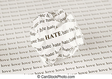 Hate or love