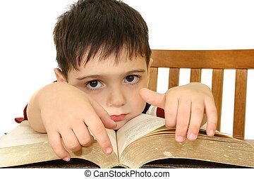 Hates Reading