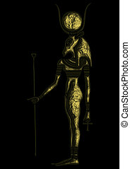 Hathor - Goddess of the Ancient Egypt