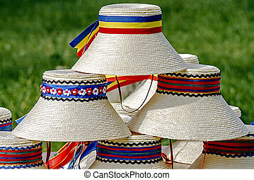 Hats for mens traditional romanian-1