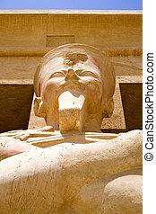 hatshepsut, 女王, 寺院