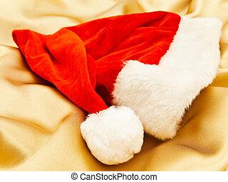 hatt, jultomten